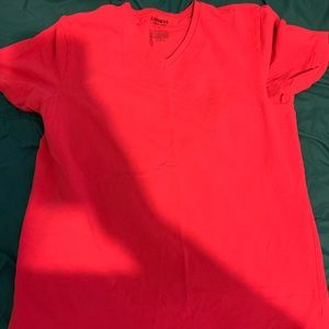 Express large v neck tee